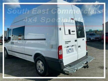 2013 Ford Transit VM MY13 350 White Manual Van Pakenham Cardinia Area Preview