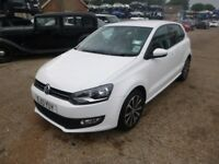VOLKSWAGEN POLO - EJ13YUY - DIRECT FROM INS CO