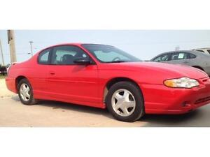 2000 Chevrolet Monte Carlo SS COUPE