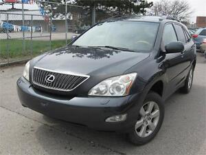 2006 Lexus RX 330 165KM CERTIFIED! IMMACULATE CONDITION!