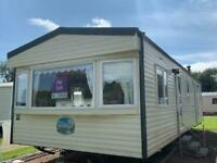 Perfect Starter Caravan For Sale on Coldingham Bay near Eyemouth.