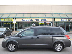 2006 Nissan Quest, Only 69K !! TOP OF THE LINE, Like New