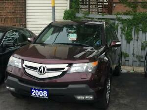 2008 Acura MDX Tech/Pwr Tail Gate/NAV/CAMERA/7SEATS/CERTIFIED