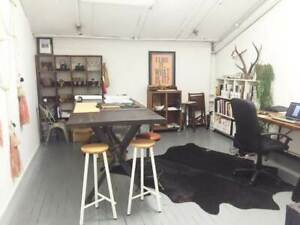Marrickville Private Lockable Creative Office Studio To Rent 25m2