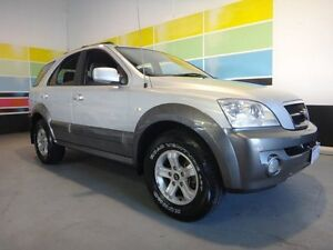 2005 Kia Sorento BL 05 Upgrade Silver 5 Speed Manual Wagon Wangara Wanneroo Area Preview
