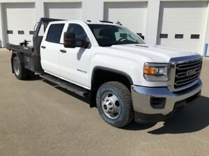 2015 GMC Sierra 3500HD Work Truck (Trailer Brake, Backup Camera,