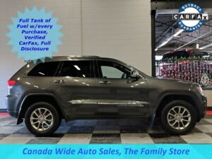 2016 Jeep Grand Cherokee 4X4, Limited, Back Up Camera, Trailer T