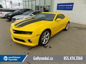 2010 Chevrolet Camaro SS/Leather/Sunroof/Bluetooth