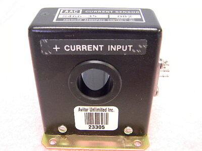 Aac American Aerospace Controls S466-35 Dc Current Sensor 35amp