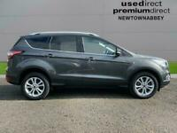 2018 Ford Kuga 1.5 Tdci Titanium 5Dr 2Wd Estate Diesel Manual