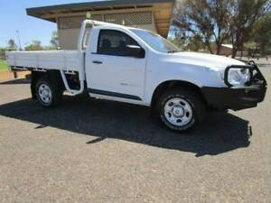 2014 Holden Colorado 4x4 Turbo Diesel Steel Tray LOW KMS plus Winch Alice Springs Alice Springs Area Preview