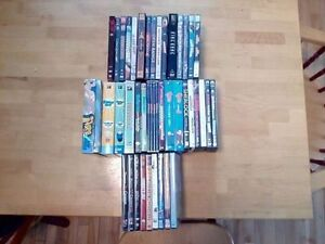 DVD lot - Movies, Box sets & Series