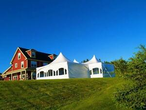 Commercial Wedding Tent & Facebooth photo booth and videobooth St. John's Newfoundland image 8