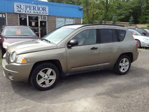 2007 Jeep Compass Sport Fully Certified! No accidents!