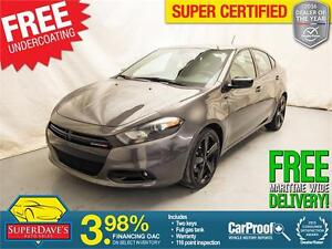 2015 Dodge Dart SXT *Warranty*