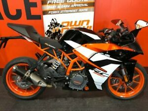 2015 KTM RC 390 Nerang Gold Coast West Preview