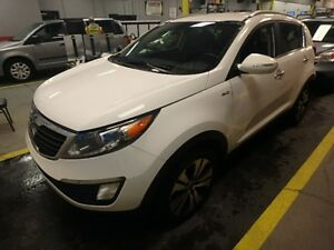 2012 Kia Sportage EX One Owner, No accidents, BT