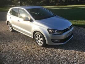 2014 Volkswagen Polo 1.4 Match Edition DSG/AUTO ONLY 11,400 MILES IMMACULATE