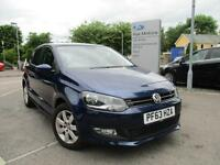 Volkswagen Polo 1.4 ( 85ps ) 2013.5MY Match Edition