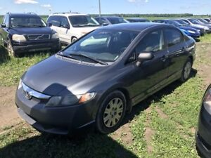 2009 Honda Berline Civic DX-A