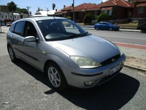 2004 Ford Focus LR MY2003 CL Silver 5 Speed Manual Hatchback West Perth Perth City Area Preview