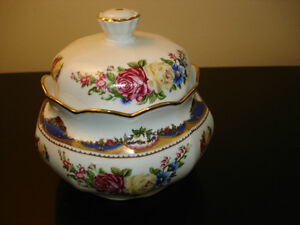 LIMOGES box n plate  set of 3 items and other COLLECTIBLE ITEMS