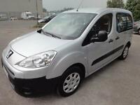 LHD 2011 Peugeot Partner 1.6HDI 5 Door SPANISH REGISTERED