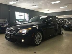 2010 BMW 5 Series 535i xDrive*M-SPORT PKG*NAV*LOW KM*