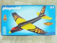 Playmobil 5215 Sports and Action Fire Flyer With Pilot Boxed Age 6-10