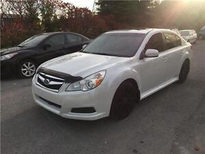 2010 Subaru Legacy 3.6R, Safety & ETEST for ON or QC INCL.