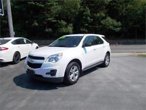 2011 CHEVROLET EQUINOX LS AWD...LOADED!! FINANCING AVAILABLE!