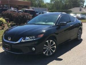 2015 Honda Accord Coupe EX-L - NAVI-V6-ONLY 38KMS-NO ACCIDENTS