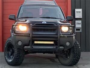 Rent-to-OWN Lift Kit No credit check 2002 Nissan Xterra SC