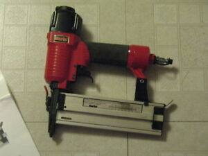 Compressor and BRAND NEW Nailer