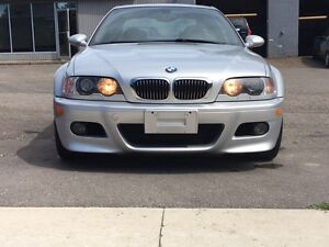 2002 BMW M3 Coupe - Certified and Emission Tested