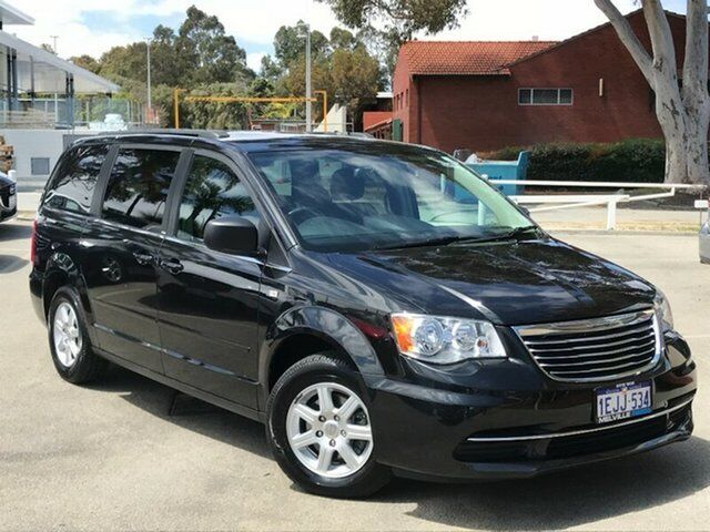 2018 chrysler grand voyager. fine 2018 2013 chrysler grand voyager rt 5th gen my13 lx black 6 speed automatic wagon intended 2018 chrysler grand voyager