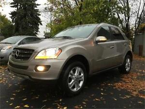 2008 MERCEDES ML350 +112019K+NAVIGATION+GARANTIE 2 ANS INCLUSE