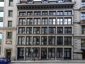 Lofts Sur Recollets Old Montreal - Vieux-Montreal Condo a a Loue