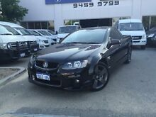 2012 Holden Commodore VE II MY12 SS Thunder Black 6 Speed Manual Utility Beckenham Gosnells Area Preview