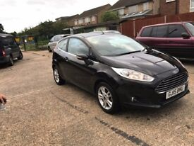 2015 Ford Fiesta with MOT and service.