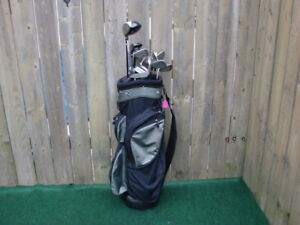 Men's Right Hand Golf sets Mizuno Zoid