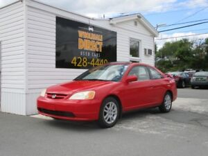 2002 Honda Civic COUPE Si 5 SPEED 1.7 L