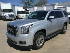 2016 GMC YUKON SLT silver loaded low km's nav,dvd, blueray