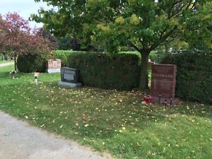 Burial Plot Kitchener / Waterloo Kitchener Area image 2