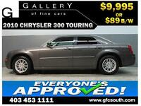 2009 CHRYSLER 300 TOURING *EVERYONE APPROVED* $0 DOWN $89/BW