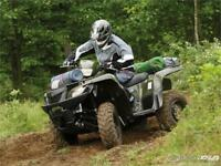 2017 SUZUKI 750 KINGQUAD  4 YEAR WARRANTY blow out Thunder Bay Ontario Preview