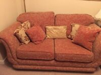2 & 3/4 Seater Sofa's for Sale