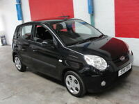 Kia Picanto 1.1 Domino Special Edition (black) 2011