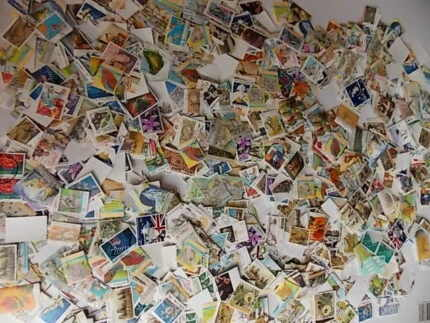2000 STAMPS! THE LOT! Armidale City Preview