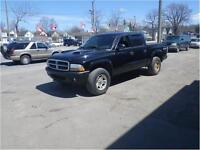 pickup truck for sale 2004 Dodge Dakota Crew Cab E test and Cert